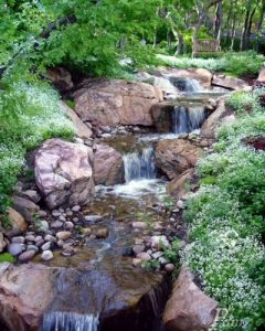 park city water features